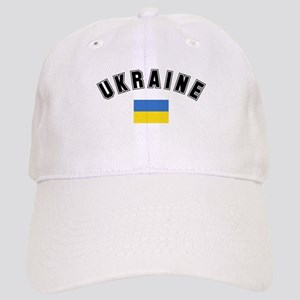 Ukrainian Flag Cap