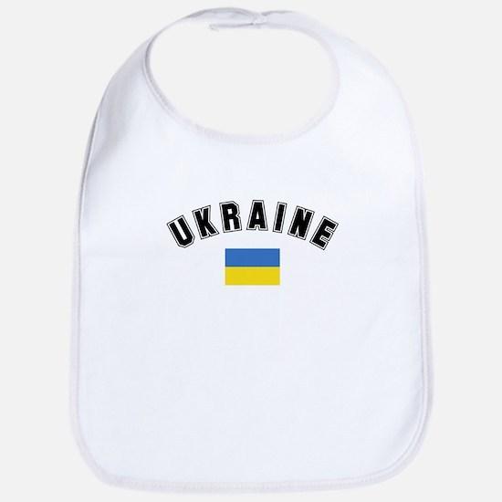 Ukrainian Flag Bib