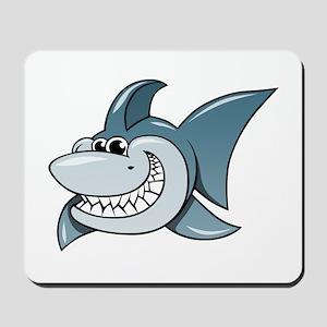 Cartoon Shark Mousepad