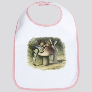 A Fairy Kiss Cotton Baby Bib