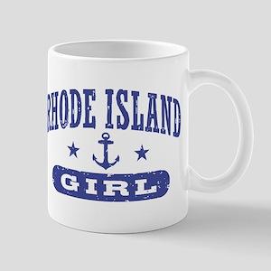 Rhode Island Girl 11 oz Ceramic Mug
