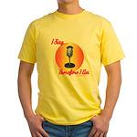 Ohio Valley Idol 2007 Yellow T-Shirt