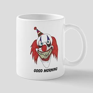 Good Morning Clown Mug