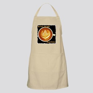 "BBQ Apron ""Latteart Love your barista"""