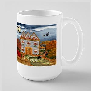 Samhain Cottage Mug
