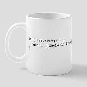 More Cowbell Code Mug