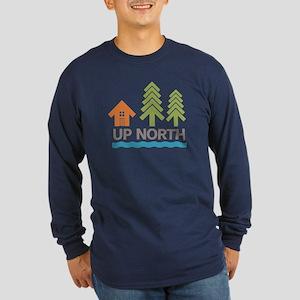 Up North Long Sleeve T-Shirt