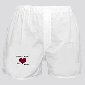 Valentine's Day Dog Lover Boxer Shorts