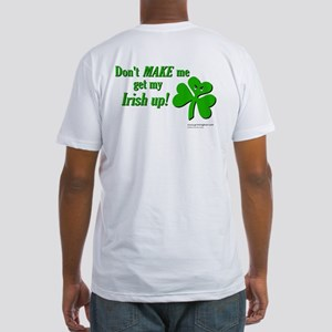 Irish Up Fitted T-shirt (Made in the USA)