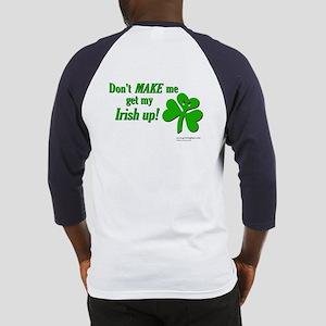 Irish Up Baseball Jersey