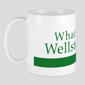 Mug: Wellstone what