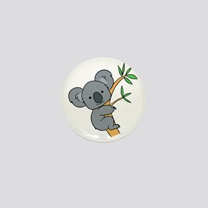 Koala bear Mini Button