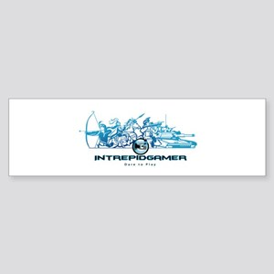 IG Official (Dark BG) Bumper Sticker