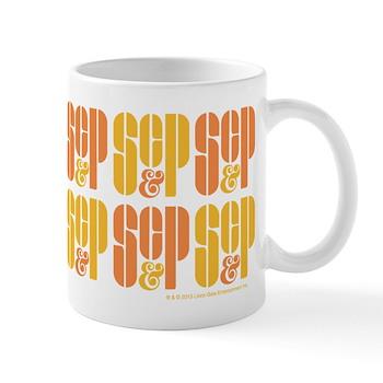 SC&P Mad Men Logo Mug