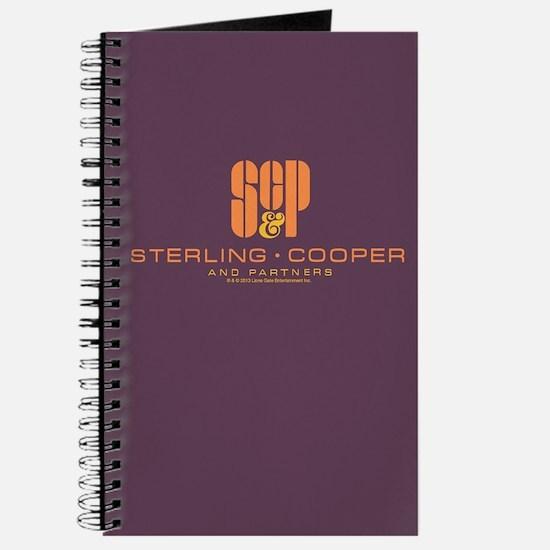 SC&P Mad Men Logo Journal