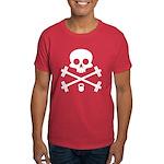 Skull and Cross Fitness Dark T-Shirt