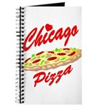 Love Chicago Pizza Journal