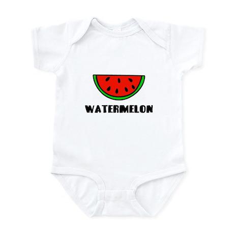 Watermelon Baby Infant Bodysuit