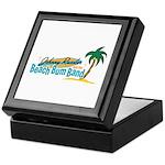Beach Bum Keepsake Box