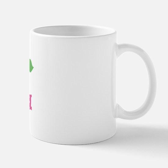 "Pink Daisy - ""Alia"" Mug"