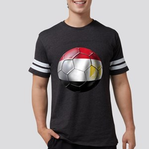 Egypt Soccer Ball Mens Football Shirt