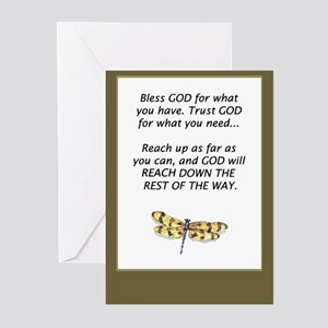 Prayer Greeting Cards (Pk of 10)