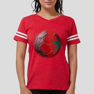 Moroccan Soccer Ball Womens Football Shirt