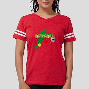 Senegal Soccer Womens Football Shirt