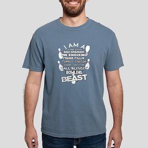 I Am A Ball Slingin Bowling Beast T-Shirt