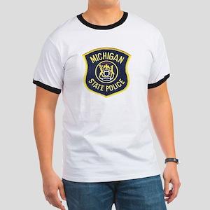 Michigan State Police Ringer T