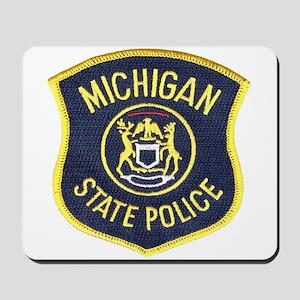 Michigan State Police Mousepad
