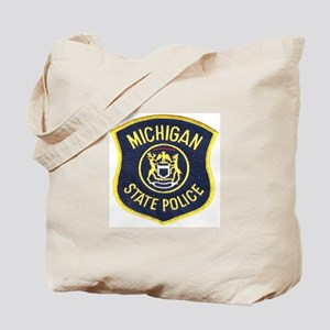 Michigan State Police Tote Bag