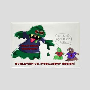 Evolution Vs ID Rectangle Magnet