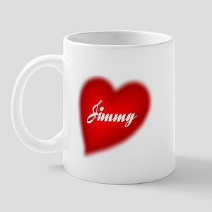 I love Jimmy products Mug