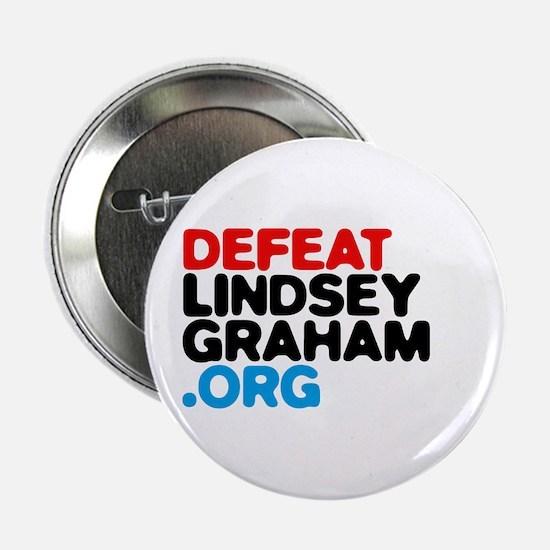"DefeatLindseyGraham.org 2.25"" Button"