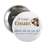 21st Century Crusades Button