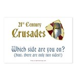 21st Century Crusades Postcards (Package of 8)