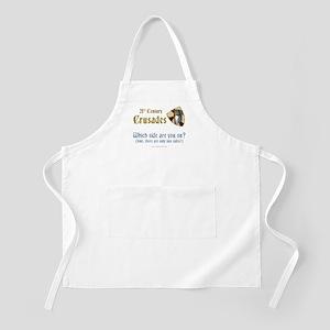 21st Century Crusades BBQ Apron
