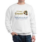21st Century Crusades Sweatshirt