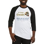 21st Century Crusades Baseball Jersey
