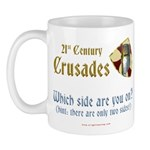 21st Century Crusades Mug