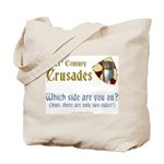 21st Century Crusades Tote Bag