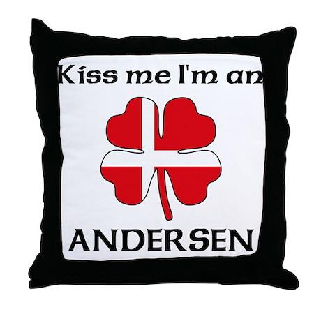 Andersen Family Throw Pillow