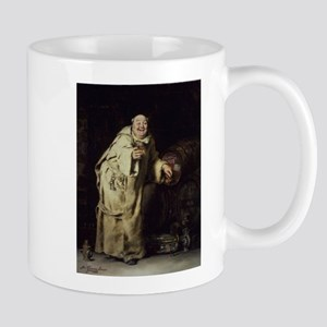 Drunk As a Monk Mug