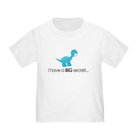 i have a secret big brother Toddler T-Shirt
