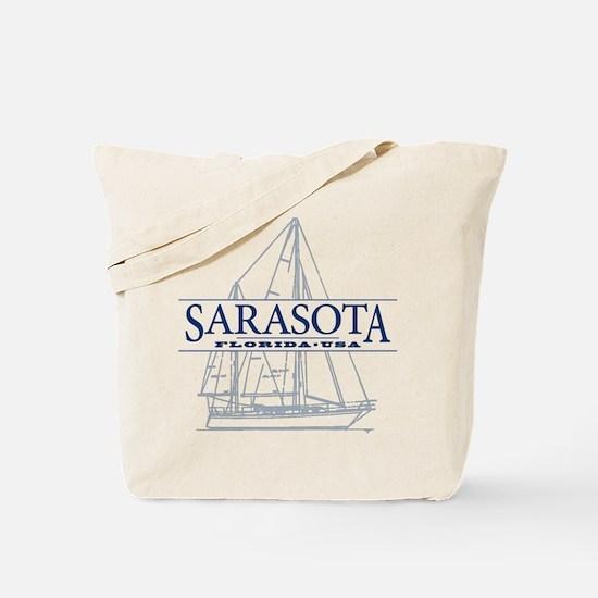 Sarasota FL - Tote Bag