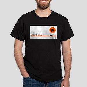 sandiegoblkplm T-Shirt