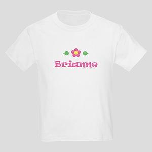 "Pink Daisy - ""Brianne"" Kids T-Shirt"