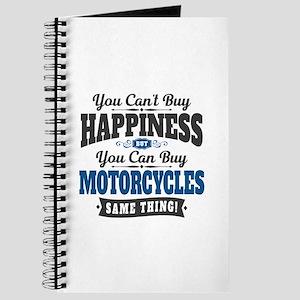 Biker Happiness Journal