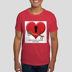 Locked and Loaded Dark T-Shirt